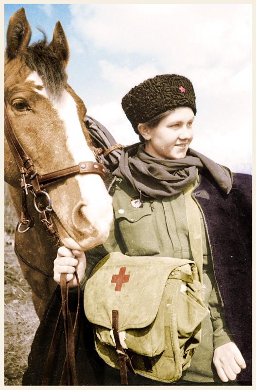 Вторая Мировая Война в цвете - мои первые шаги...