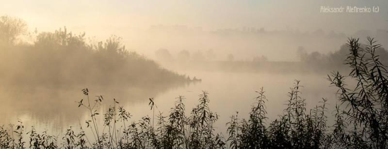 Рыбалка на реке Хуанхе...