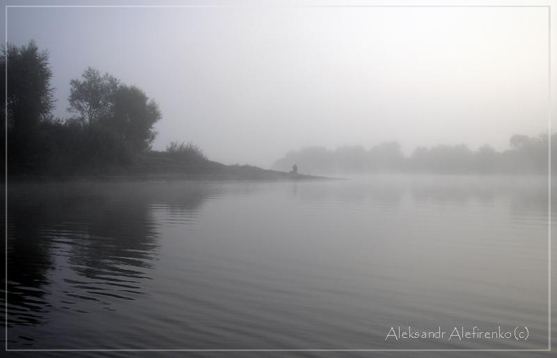 Как приятна картина туманного рассвета...