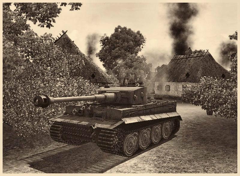 PzKpfw-VI Tiger
