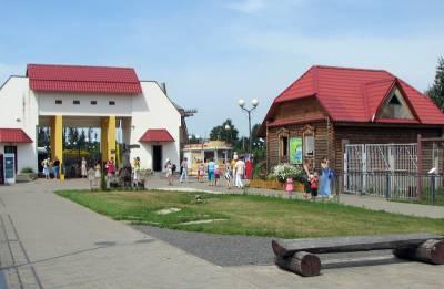 Прогулка по зоосаду города Могилёва. Часть вторая.
