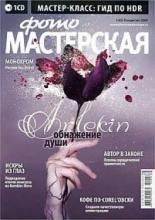 """Журнал """"Digital Photo МАСТЕРСКАЯ"""" (январь 2009г) Автор: Издательство Mediasign"""