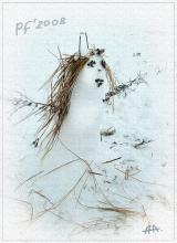 Креативная Снегурочка