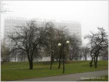 """""""Городской туман..."""""""